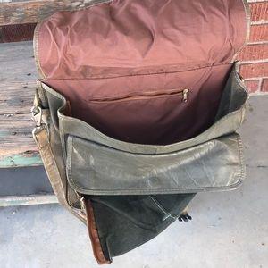 Simon Bags - Vintage Simon Messenger Bag Made in Columbia 5b4bd25955b30